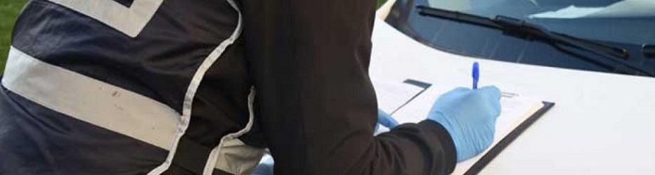 1 haftada 235 kişiye 375 bin lira ceza