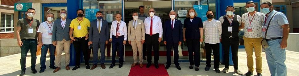 Özel Eğitim Genel Müdürü Gül Kastamonu'da temaslarda bulundu